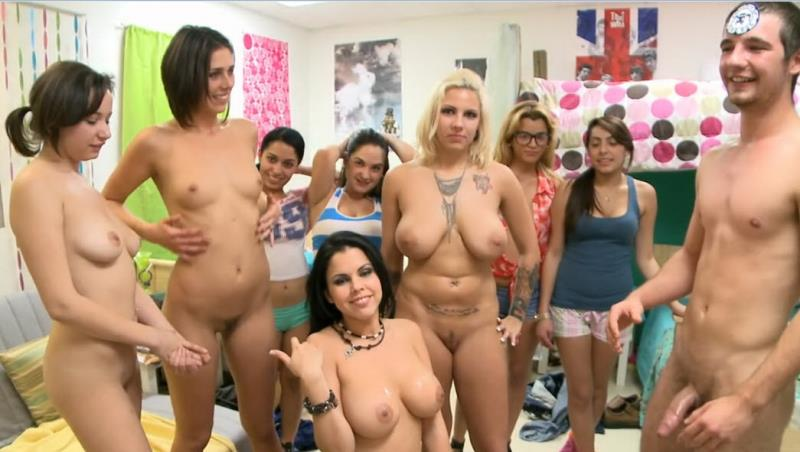 Diamond Kitty, Lylith Lavey, Anastasia Morna - BangBros Dorm Invasion (DormInvasion) [HD 720p]