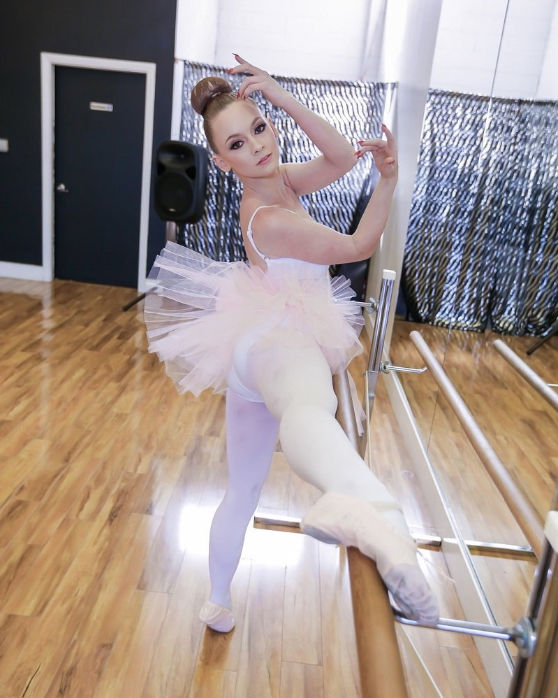 TeamSkeet: Ballerina Boning - Athena Rayne [2018] (HD 720p)