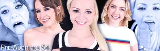 AmateurAllure.com - Elsa Jean, Chloe Couture, Zoey Laine- Pre-Auditions 54  ...