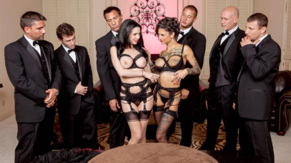 Veronica Avluv,Bonnie Rotten - Real Wife Stories (2019/HD)