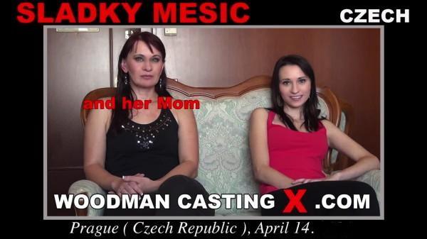 SLADKY MESIC,Her Mom - Woodman Casting (WoodmanCastingX) [HD 720p]