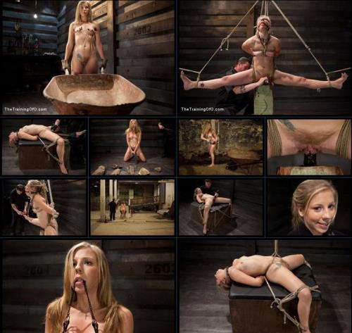 Chastity Lynn - Slave Training of Chastity Lynn Day 1-Finding her purpose (2019/HD)