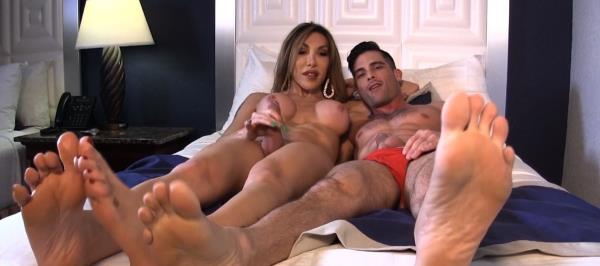 Eva Paradis - Feet and Dirty Fuck with Lance (2019/HD)