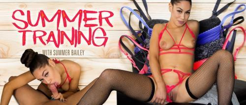 Summer Bailey - Summer Training (UltraHD/2K)