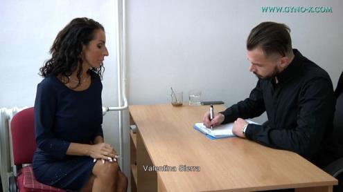 42 years woman gyno exam / Valentina Sierra / 19-03-2019 [HD/720p/WMV/1.17 GB] by XnotX