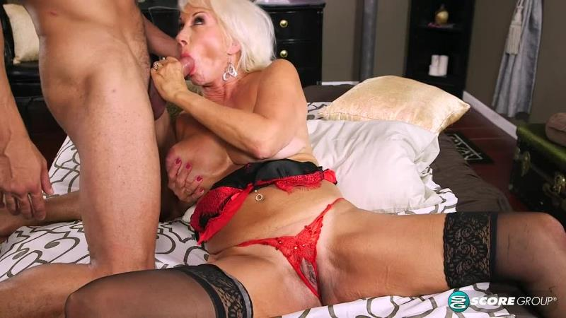 Madison Milstar - The body of a woman, the sex drive of a man