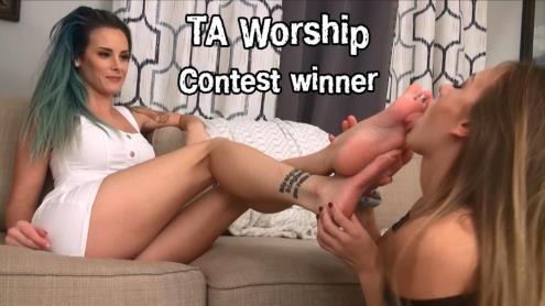 Naomi Swann, Sunshine - Contest winner [FullHD, 1080p] [TAWorship.com]