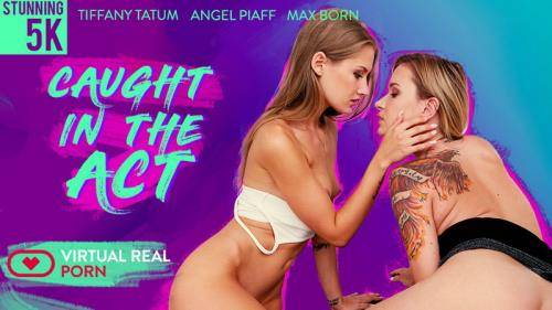 Angel Piaff, Tiffany Tatum - Caught in the act (UltraHD/4K)