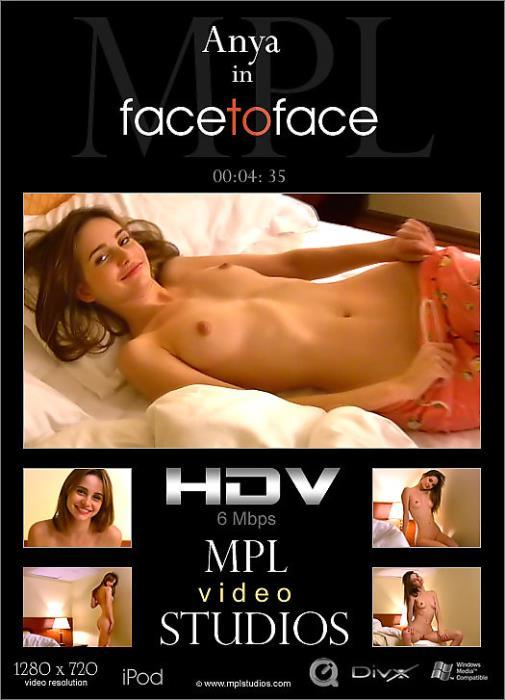 MPLStudios.com - Anya - Face to Face [2019 HD] (Nude Art)