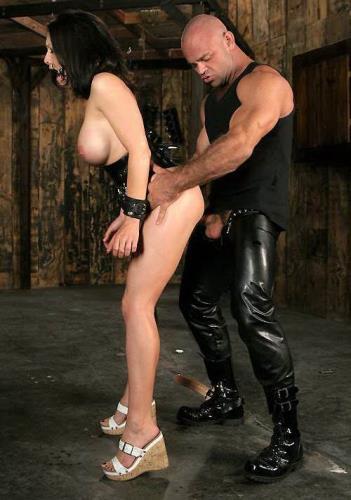 Karrlie Dawn - Busty Karrlie is gagged and restrained (SD)