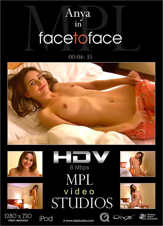 Anya - Face to Face (HD 720p) - MPLStudios - [2019]