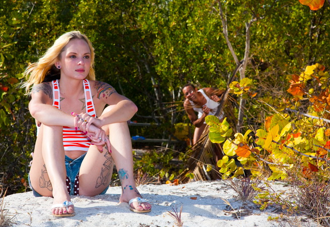 Faye Runaway - Anal Adventure on Monster Island (Bangbros) [SD 406p]