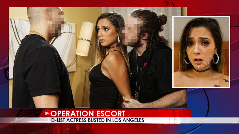 Operationescort.com - Jaye Summers - ВList Actress Busted in LosAngeles [FullHD 1080p]