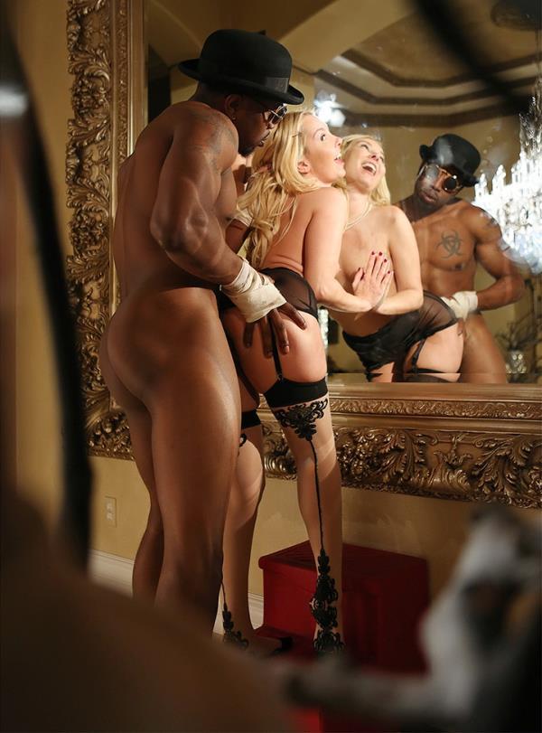 PornFidelity: Aaliyah Love - Blonde Brat, Black Cock (SD) - 2019