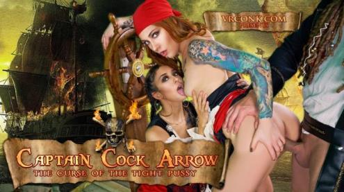Foxy Sanie, Darce Lee - Captain Cock Arrow (07.03.2019/vrconk.com/3D/VR/UltraHD 2K/1440p)