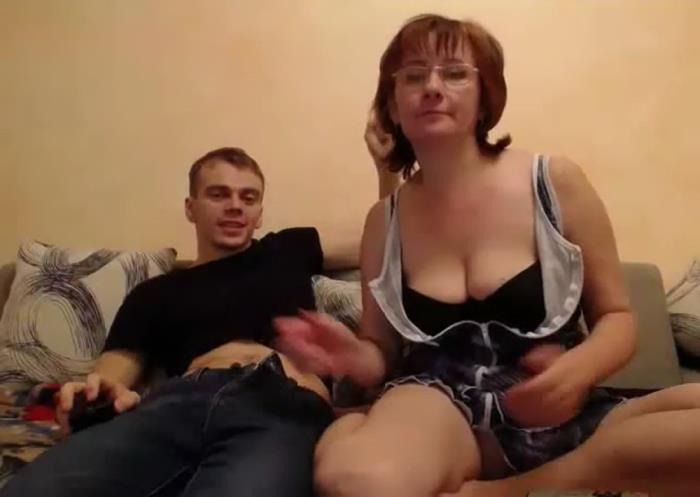 Clips4Sale.com - Various Actris - Mom And Son Family Taboo Cam Show [2019 S ...