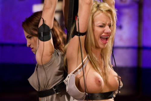 Bobbi Starr, Amber Rayne, Kaylee Hilton - Hardcore (HD)