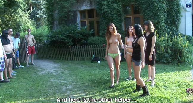 Amateurs - CZECH GANGBANG 17 - PART 1 (2019/HD)