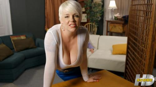 Missy Monroe - Anal Cream For A Blonde Cum Collector (2019/HD)