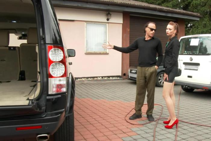 Chelsy Sun - Pissing on the car salesman (FullHD 1080p) - Tainster - [2019]