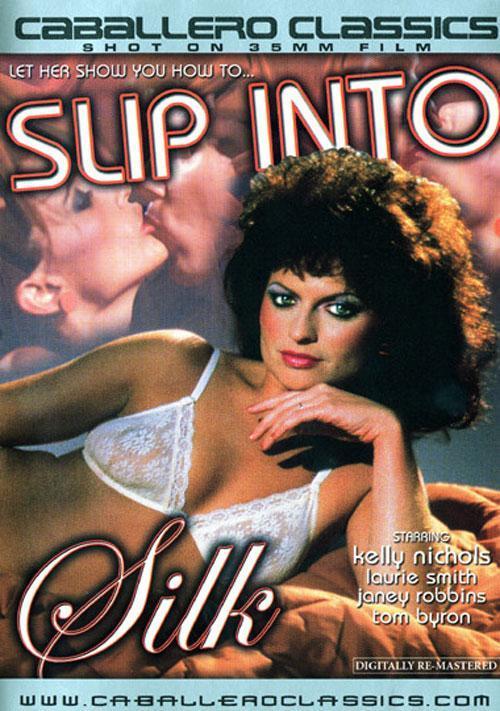 Slip Into Silk [Caballero Control Corporation, Mike Stryker / DVDRip / 480p]
