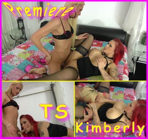 AmyRed: Premiere TS Kimberly (FullHD / 1080p / 2019) [MyDirtyHobby]