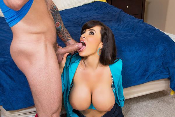 Lisa Ann - My Dads Hot Girl friend [SD 360p] 2019
