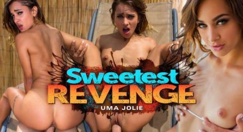 Uma Jolie - Sweetest Revenge (19.03.2019/WankzVR.com/3D/VR/UltraHD 2K/1600p)