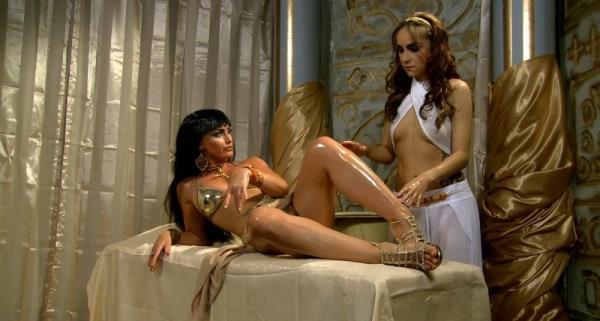 21sextreme: Kathia Nobili, Leyla Black - The Mighty Cleopatra (FullHD) - 2019