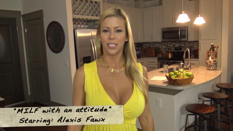 Clips4Sale: MILF, with an attitude - Alexis Fawx [2018] (FullHD 1080p)