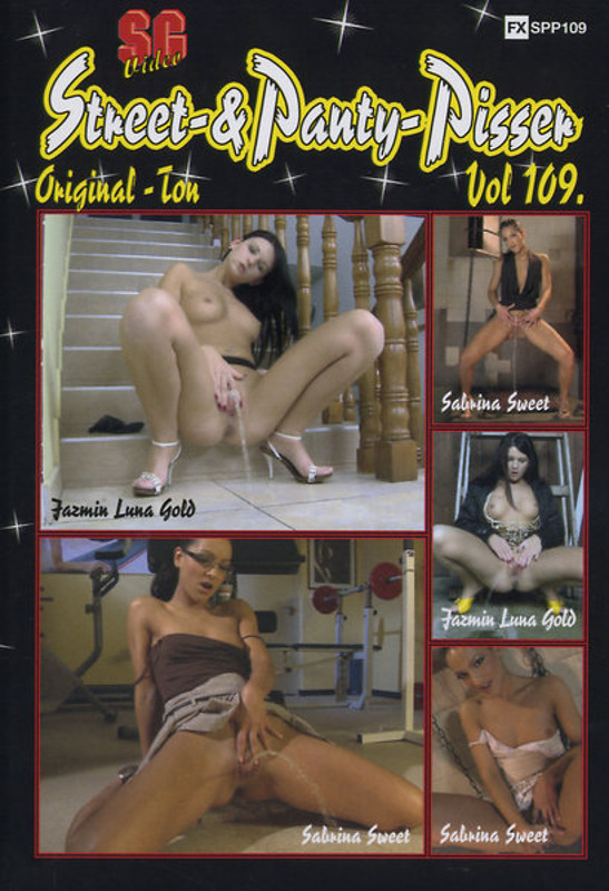 Jazmin, Luna Gold, Sabrina Sweet - Street,Panty Pisser 109 (SD 384p) - SG-Video - [2019]