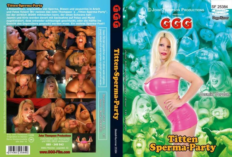 Jasmin Jordan, Kirie - Sperma-Party (GGGm) [SD 480p]