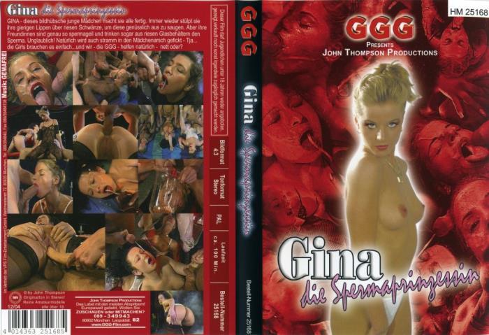 Gina - Gina die Spermaprinzessin (SD 480p) - GGG - [2019]