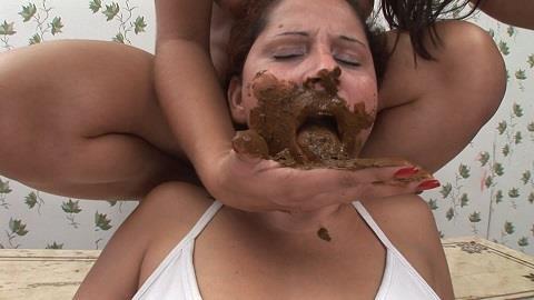 Pietra Mason, Slave Luana - Scat Secretary Girls Pietra Mason (FullHD 1080p)