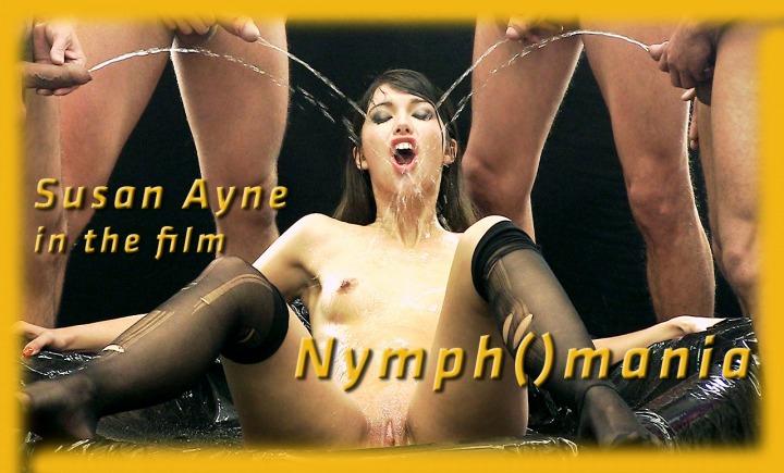 Susan Ayne: Nymph()mania (FullHD / 1080p / 2019) [Vipissy]