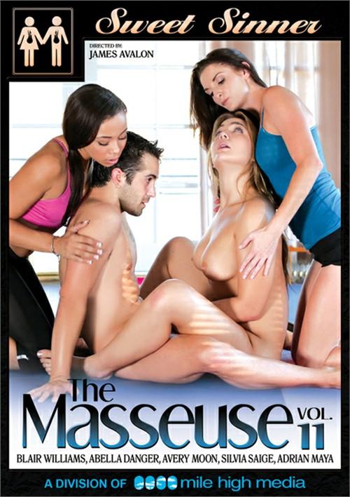 The Masseuse 11 (SD/1.76 GB)