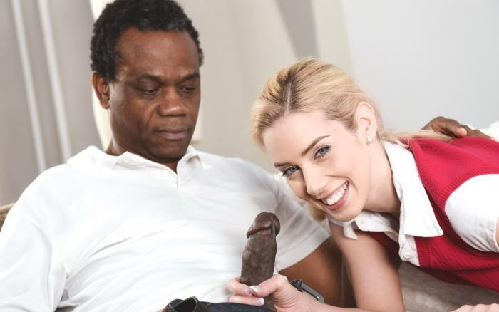 Nesty - Interracial Study Session (FullHD 1080p) - 21Sextreme - [2019]