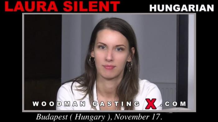 Laura Silent - Updated - Casting X 138 (FullHD 1080p) - WoodmanCastingX - [2019]