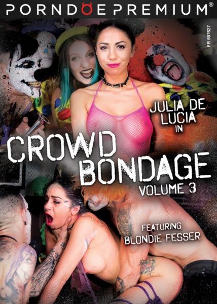 Бондаж толпой 3 / Crowd Bondage 3 (2018/FullHD)
