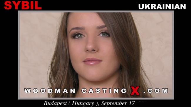 Sybil-Woodman Casting FullHD 1080p WoodmanCastingX.com