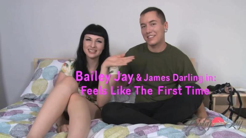 Bailey Jay,James Darling - Feels like the First Time! (TS-BaileyJay) [HD 720p]