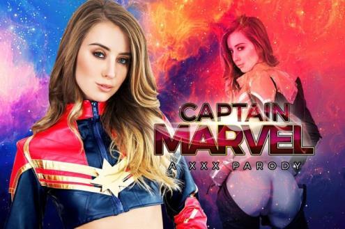Haley Reed - Captain Marvel A XXX Parody (10.03.2019/vrcosplayx.com/3D/VR/UltraHD 2K/1440p)