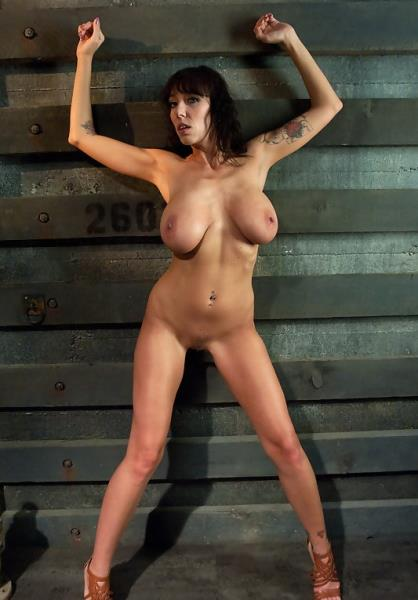 Alia Janine - The Mechanic: Huge Natural Tits MILF Fucked and Dominated! (2019/HD)