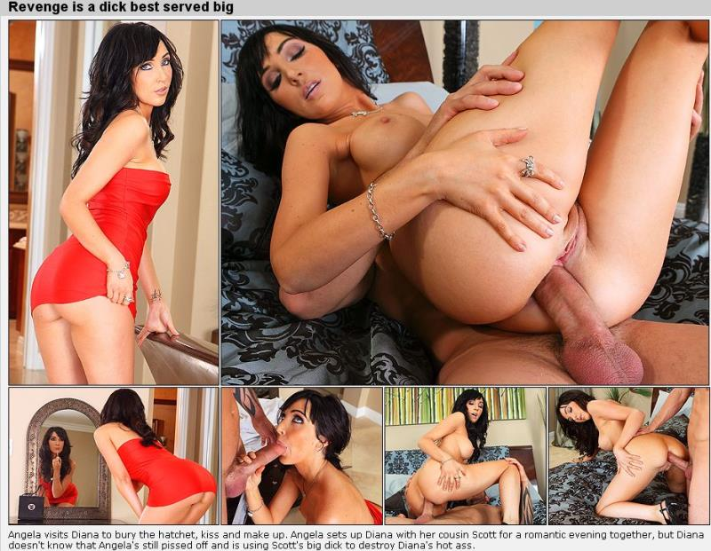 [Brazzers] Diana Prince - Revenge Is A Dick Best Served Big (SD/2019/551 MB)