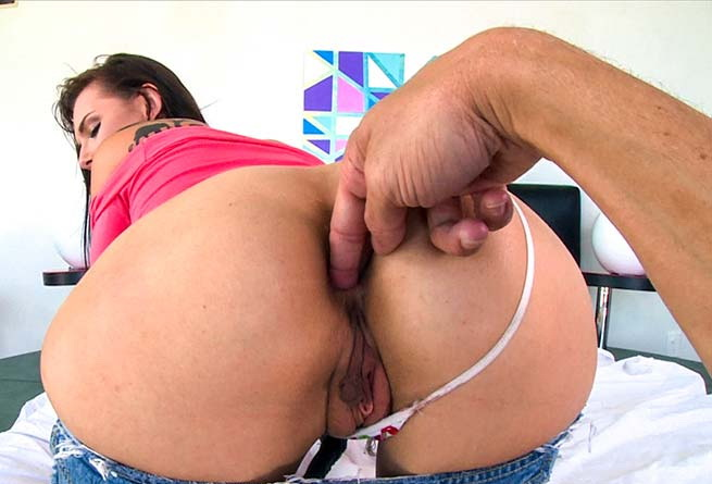 Aidra Fox - Long dick that tight asshole (2019/HD)