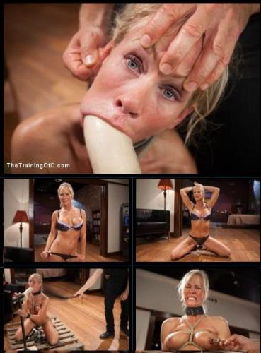 Simone Sonay - The Training of a Domestic MILF, Day One (2019/HD)