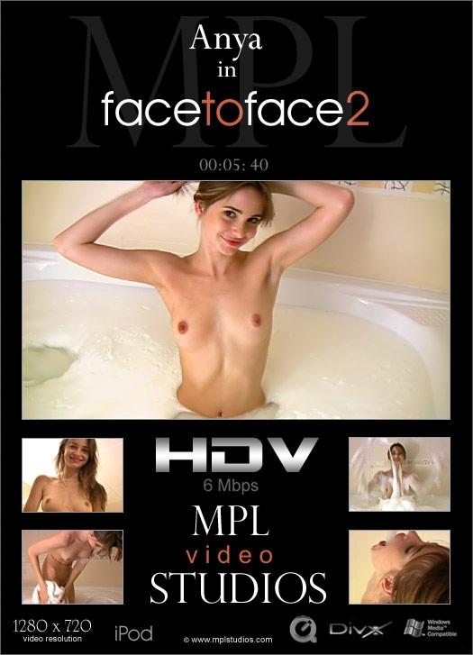 Anya - Face to Face [HD 720p]