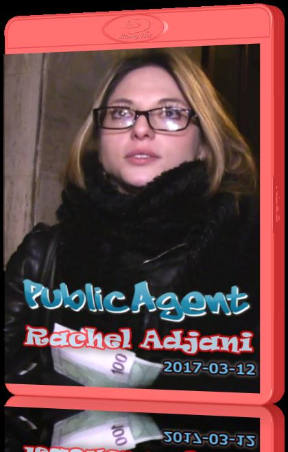 Rachel Adjani - French Tourist Fucked in Public Stairwell (FakeHub) [SD 480p]