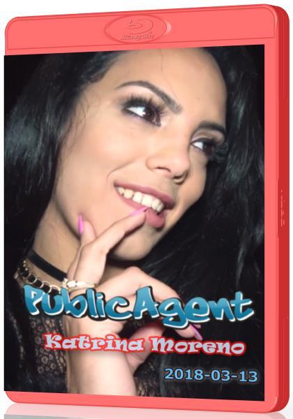 Katrina Moreno - Busty latina rides big fat cock (PublicAgent) [FullHD 1080p]