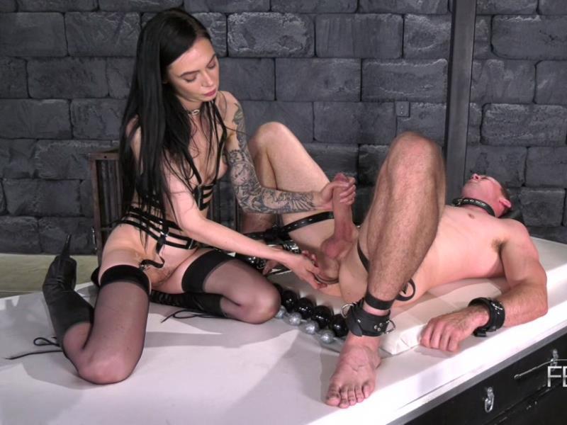 Clips4Sale.com - Marley Brinx - Rewarded Prostate Pleasures [FullHD 1080p]